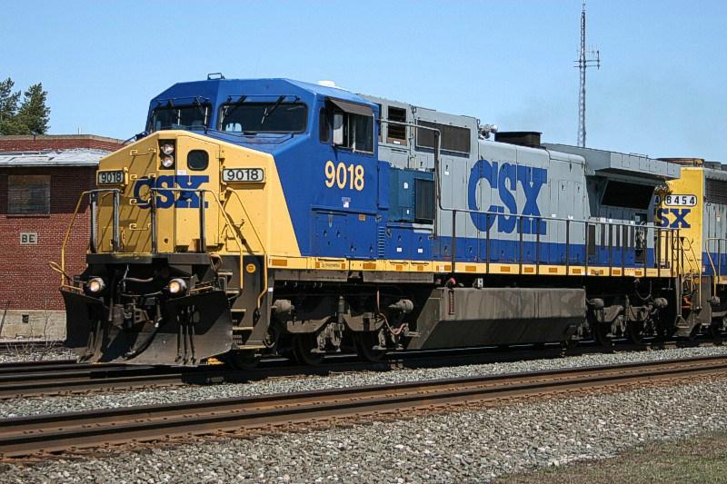 CSX 9018